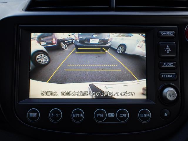 ホンダ フィット RS SDナビ バックカメラ HIDライト スマートキー