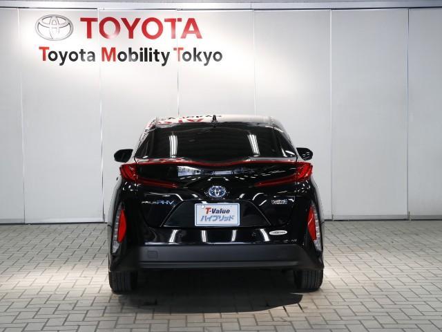 「トヨタ」「プリウス」「セダン」「東京都」の中古車5