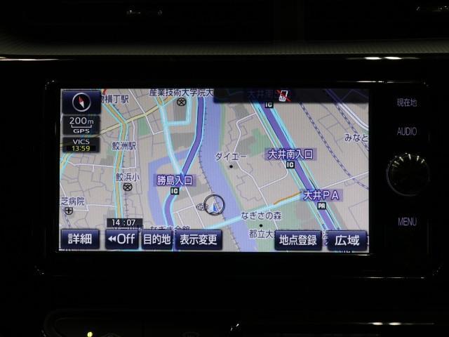 S 当社社用車 SDナビ ドライブレコーダー バックモニター(7枚目)