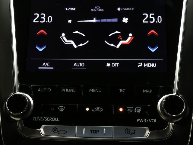 G-エグゼクティブ 黒革シート 1オーナー バックカメラ ETC フルセグ LED 衝突被害軽減ブレーキ アルミ スマートキー ナビテレビ パワーシート DVD(11枚目)