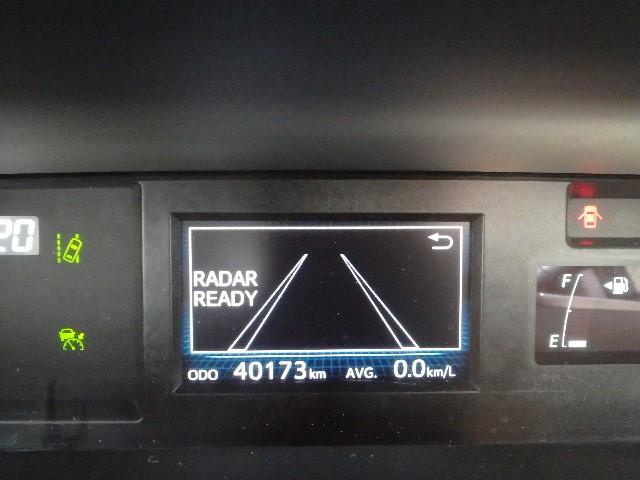 トヨタ プリウスアルファ GツーリングセレクションSDナビ・レーダクルーズコントロール