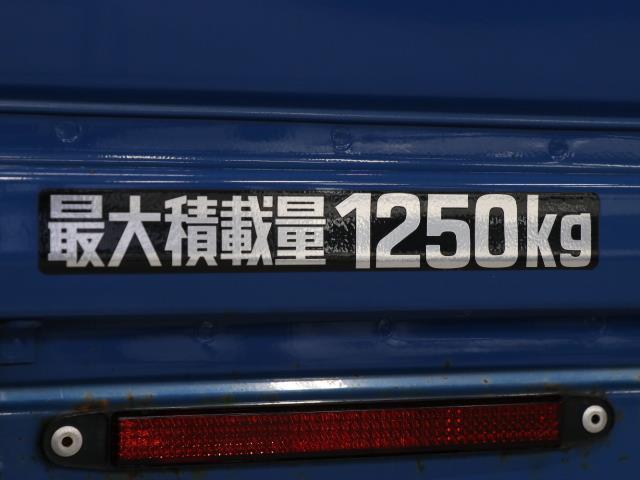 最大積載量1250kg