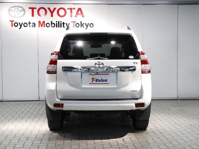 「トヨタ」「ランドクルーザープラド」「SUV・クロカン」「東京都」の中古車4