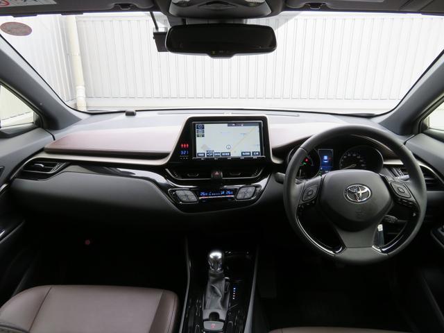 トヨタ C-HR G 元社用車 SDナビ・フルセグ・ドラレコ・ETC