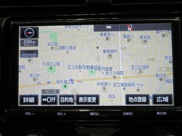 G  ナビ フルセグTV パワーシート TSS LEDライト(8枚目)