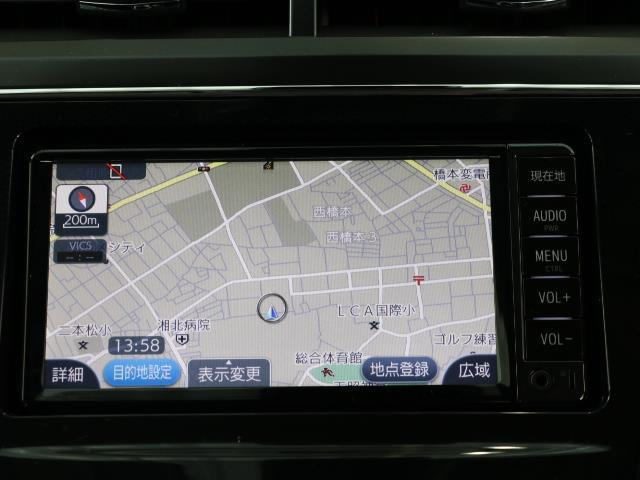 S メモリ-ナビ プリクラッシュ バックモニター付き キーフリー CDチューナー ナビTV ワンセグ ETC 記録簿 衝突安全ボディ イモビライザー ABS 横滑り防止装置 AUX レーンアシスト スマキ(6枚目)