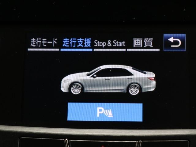 アスリートS-T 禁煙車 純正SDナビ バックモニター(11枚目)