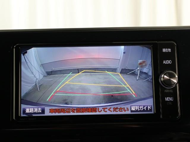 S TVナビ スマートキ アルミホイール オートエアコン クルコン ETC キーレス CD ABS イモビライザー 記録簿 DVD フルセグ地デジTV 後カメラ 衝突回避支援ブレーキ 横滑防止装置(7枚目)