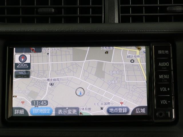 L メモリナビ フルオートエアコン 横滑防止 CD再生装置 Wエアバッグ AUX エアバック PS ABS キ-レス ドラレコ付 ナビ&TV パワーウィンドウ 点検記録簿付 1セグTV(7枚目)