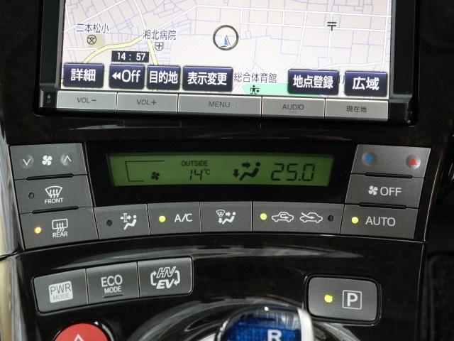 G ワンオーナー HID SDナビ フルセグ 車検整備付(9枚目)