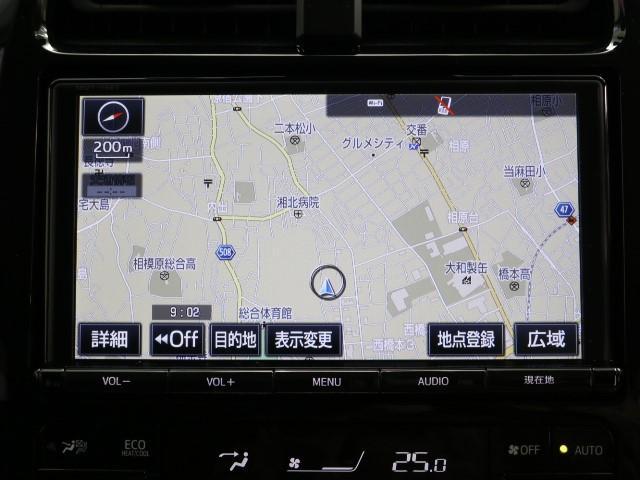 Sセーフティプラス バックカメラ クルコン 盗難防止 LEDライト ナビ TV(5枚目)