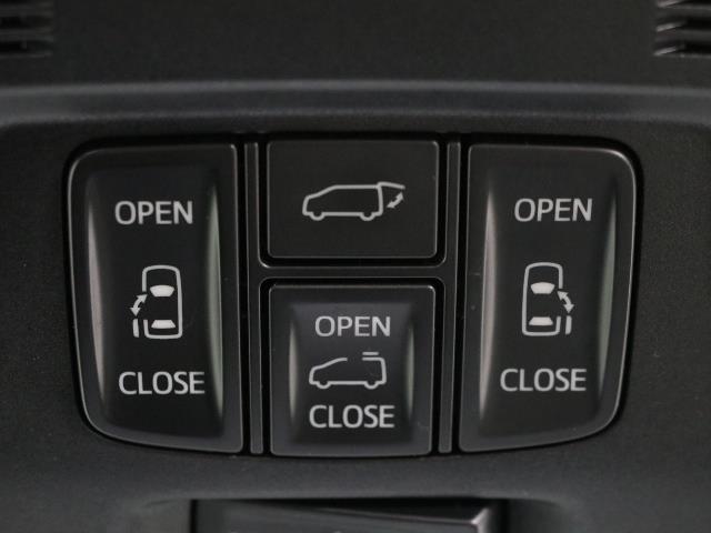 S A タイプブラック ワンオーナー 両側電動スライドドア クルコン メモリーナビ フルセグTV 盗難防止システム ETC LED ドラレコ ナビTV バックモニター キーレス スマートキ- サポカー 後席画面 Mルーフ(11枚目)
