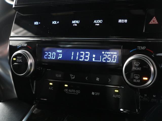 3.5SA タイプブラック バックカメラ スマートキー メモリーナビ フルセグ ドラレコ ワンオーナー 両側パワースライドドア 後席モニター(10枚目)