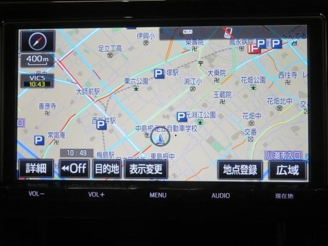 X クルコン LEDヘッドライト ワンオーナー スマートキー Bカメラ メモリーナビ 4WD ドライブレコーダー ナビTV ETC AW パワースライドドア 地デジ パワーウインドウ 盗難防止システム(7枚目)