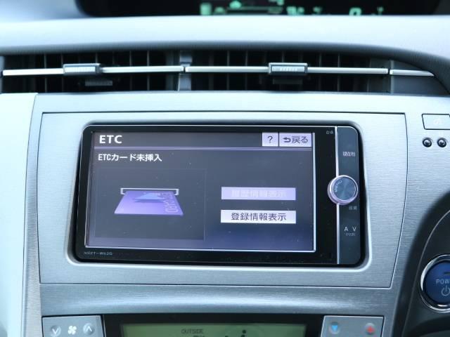 トヨタ プリウス S スマートキー バックカメラ フルセグTV