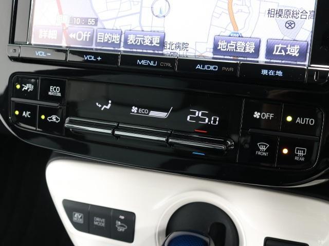 トヨタ プリウス Sツーリング ワンオーナー メモリーナビ LEDヘッドライト