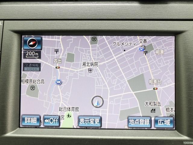 S HDDナビ Bカメラ ETC HIDライト ワンオーナー(5枚目)