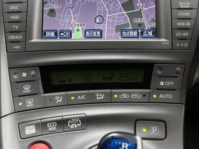 S HDDナビ Bカメラ ETC HIDライト ワンオーナー(10枚目)
