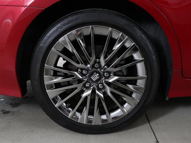 G-エグゼクティブ Four フルセグ 本革シート 4WD ETC LED バックモニター メモリーナビ ワンオーナー(17枚目)