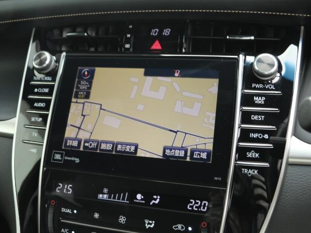 トヨタ ハリアー プレミアム アドバンスドパッケージ 4WD サンルーフ