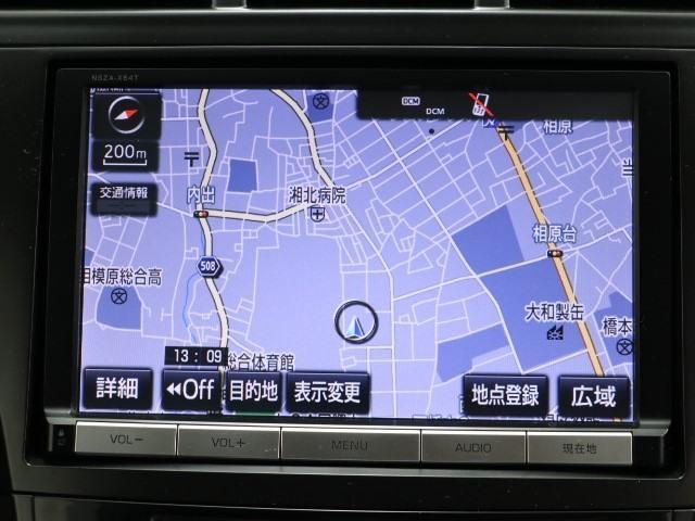 G チューン ブラック 車検整備付 ワンオーナー SDナビ(6枚目)