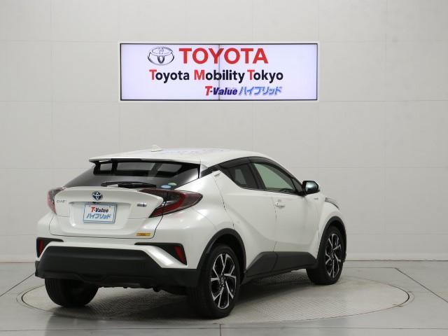「トヨタ」「C-HR」「SUV・クロカン」「東京都」の中古車2