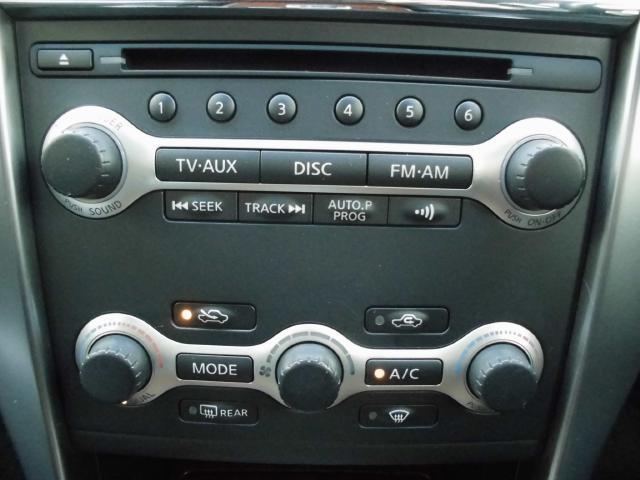 日産 ティアナ 250XL 純正HDDナビ サイド&バックモニター