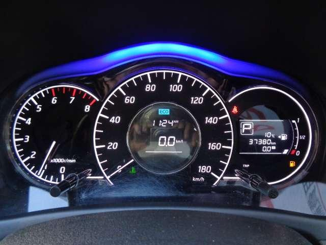 運転を楽しみながら身構えることなくエコドライブができる、日産エコメ-タ-。お問い合わせは03-5672-1023へ
