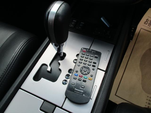 350XV メーカー装着DVDナビ バック サイドモニター(8枚目)
