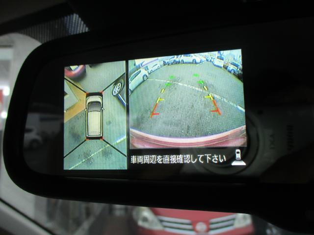 X 日産純正メモリーナビ フルセグTV アラウンドビュー(6枚目)