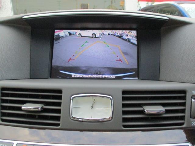 370GT メーカー装着HDDナビ フルセグTV(5枚目)