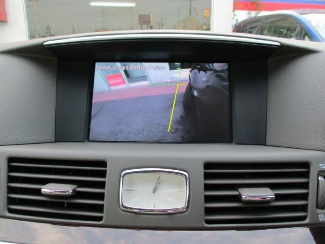 370GT メーカー装着HDDナビ フルセグTV(6枚目)