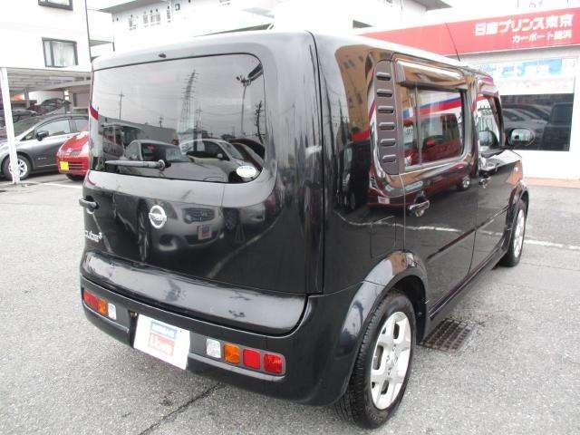 「日産」「キューブ」「ミニバン・ワンボックス」「東京都」の中古車17