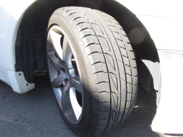 日産 スカイライン 350GT プレミアム 純正マルチ