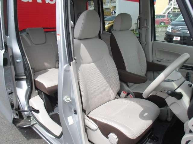 660 X 助手席スライドアップシート エマブレ AVM(12枚目)