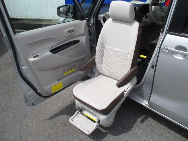 660 X 助手席スライドアップシート エマブレ AVM(13枚目)