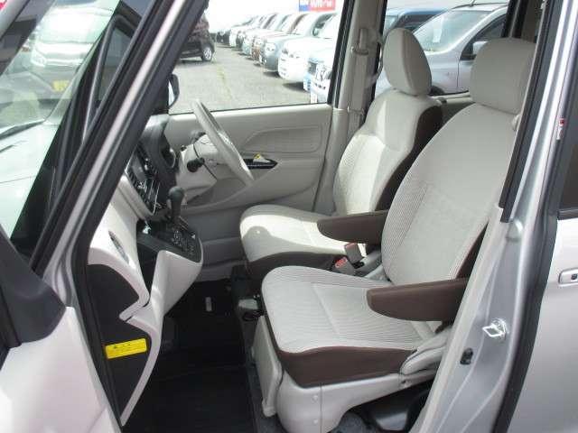 660 X 助手席スライドアップシート エマブレ AVM(14枚目)