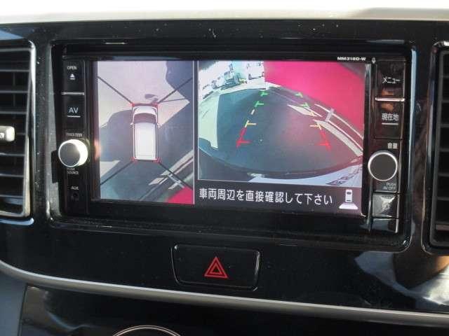 ハイウェイスター Xターボ 660cc  アラウンドビューモニター エマージェンシーブレーキ(7枚目)