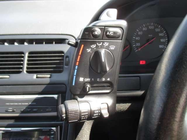 バージョンS 3.0L 2by2 Tバールーフ 走行6.1万キロ リアスポイラー 中期モデル 車検整備付き 社外アルミホイール 4人乗り(6枚目)