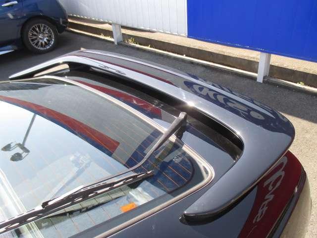バージョンS 3.0L 2by2 Tバールーフ 走行6.1万キロ リアスポイラー 中期モデル 車検整備付き 社外アルミホイール 4人乗り(16枚目)