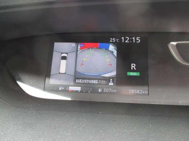ハイウェイスター Vセレクション 2.0 4WD 純正大画面メモリーナビ(MM518D-L) フルセグ Bluetooth Blu-ray再生 アラウンドビューモニター 両側ハンズフリーオートスライドドア LEDヘッドライト(8枚目)