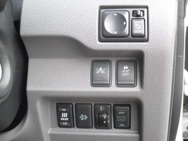 2.5 チェアキャブ 車いす2名仕様 ディーゼルターボ 4WD エマージェンシーブレーキ 横滑り防止機能 アラウンドビューモニター リアクーラー&ヒーター オートステップ(10枚目)