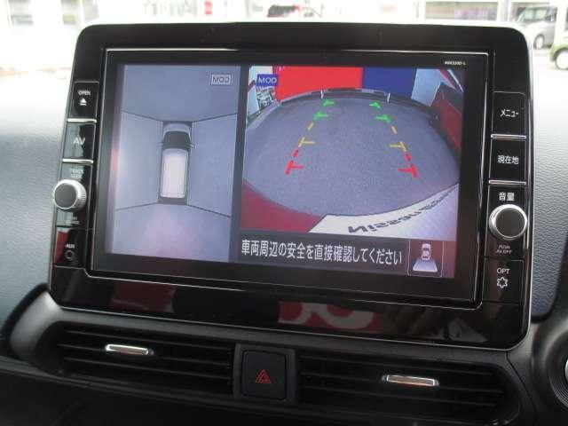 660 ハイウェイスターX アラウンドビュー 前後ドラレコ 全周囲 展示試乗車 ワンオーナー 禁煙 TV ドラレコ インテリキー ETC ABS アイドリングストップ キーレス アルミ WエアB サイドエアバッグ オートエアコン CD(10枚目)