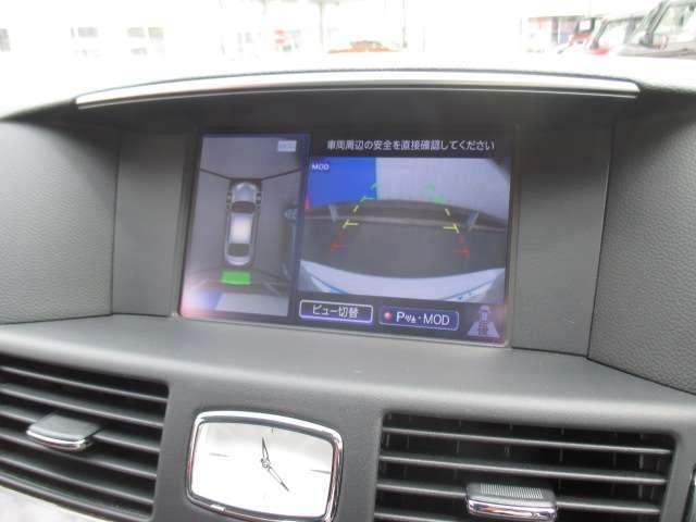 3.7 370GT タイプS 純正HDDナビ フルセグ Bluetooth アラウンドビューモニター 20インチ純正アルミホイール パドルシフト LEDヘッドライト エマージェンシーブレーキインテリジェントキー ETC 1オーナー(9枚目)
