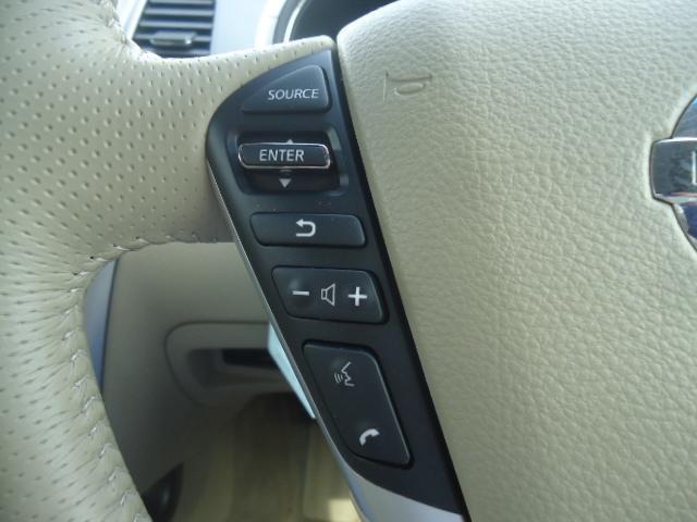 日産 ムラーノ 250XL 純正HDDナビ 地デジTV Bluetooth