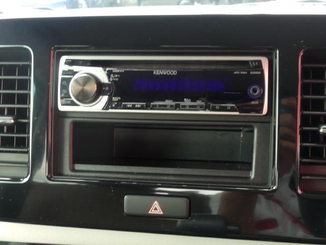 社外CDデッキ付きで、ドライブも楽しく♪