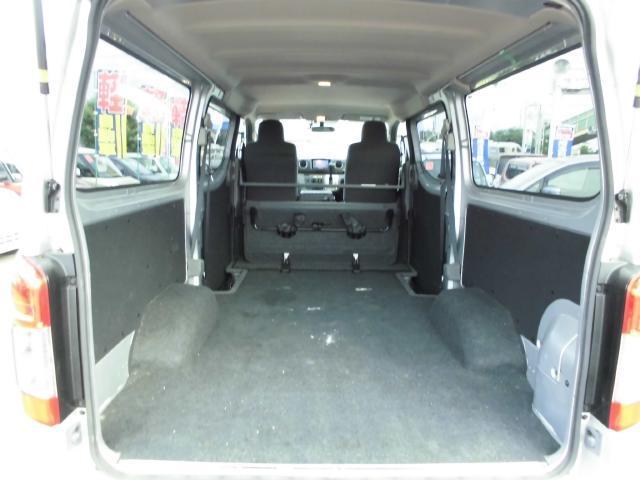 日産 NV350キャラバンバン 1.2t DX EXパッケージ 低床 ロング