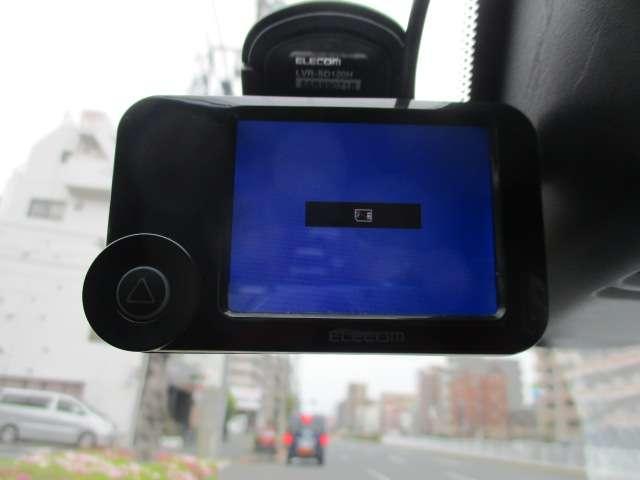 流行のドライブレコーダー