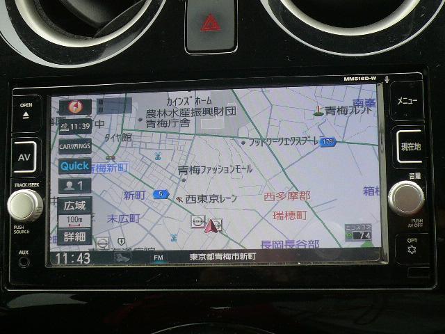「日産」「ノート」「コンパクトカー」「東京都」の中古車4