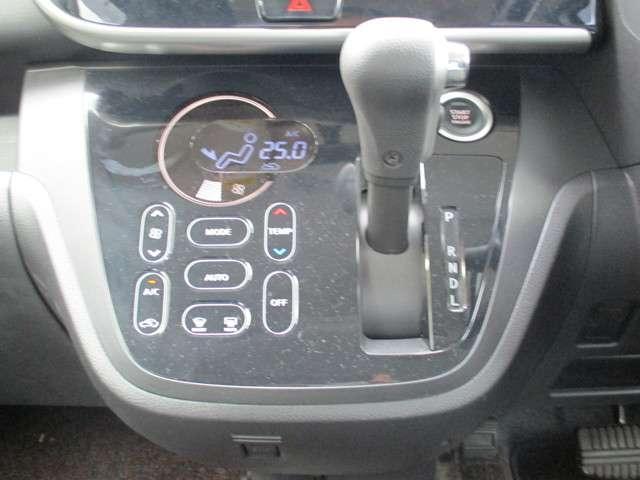 エアコンは、タッチパネル式なので操作も簡単です!